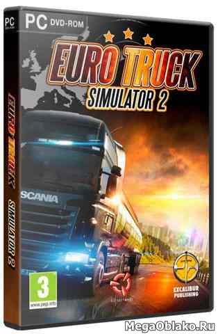 Euro Truck Simulator 2 [v 1.33.2s + 65 DLC] (2013) PC | RePack от xatab