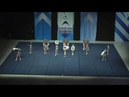 Cheerleading .Junior Cheer All Girl Elite Czech Republic JNS Silverbirds.