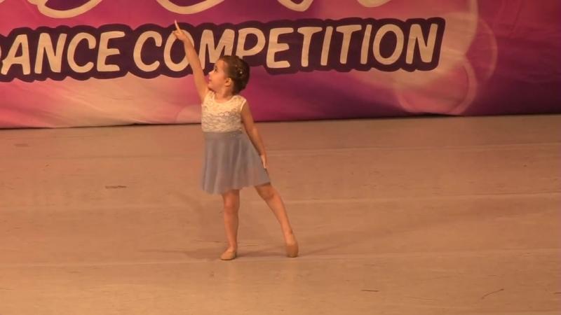 Ella Dobler - Heaven on Earth (Age 4)