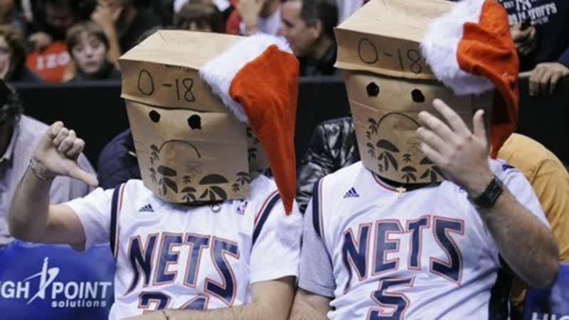 Нью-Джерси Нетс 2009-2010