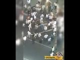 Разборки на свадьбе в Махачкале. Банкетный зал Жемчужина