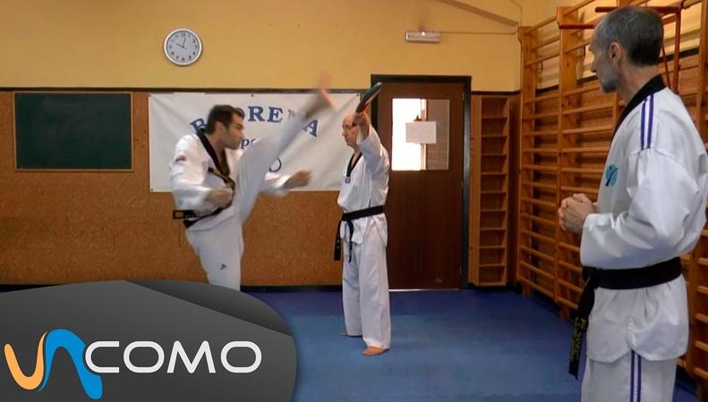 Taekwondo: Patadas básicas