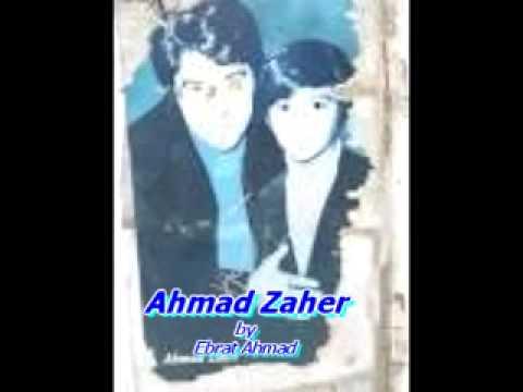 Ahmad Zaher be for he got killed