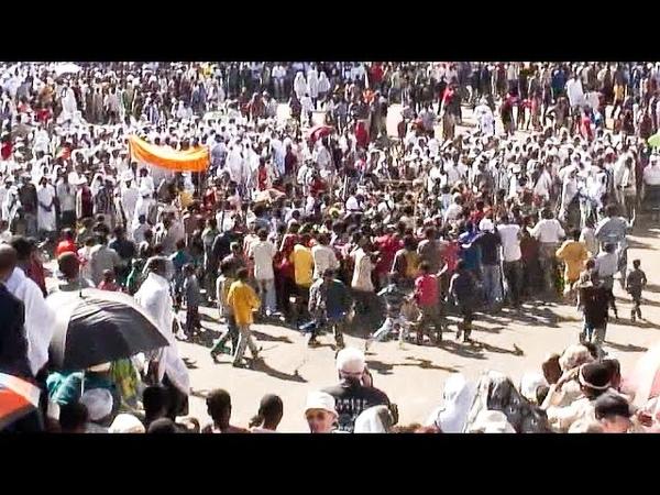 ETHIOPIA - Africa - Timkat Festival in Gondar (Jan2008 - Ethiopian 2000)