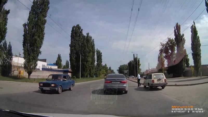 Преступление и наказание на дорогах Ростовской области