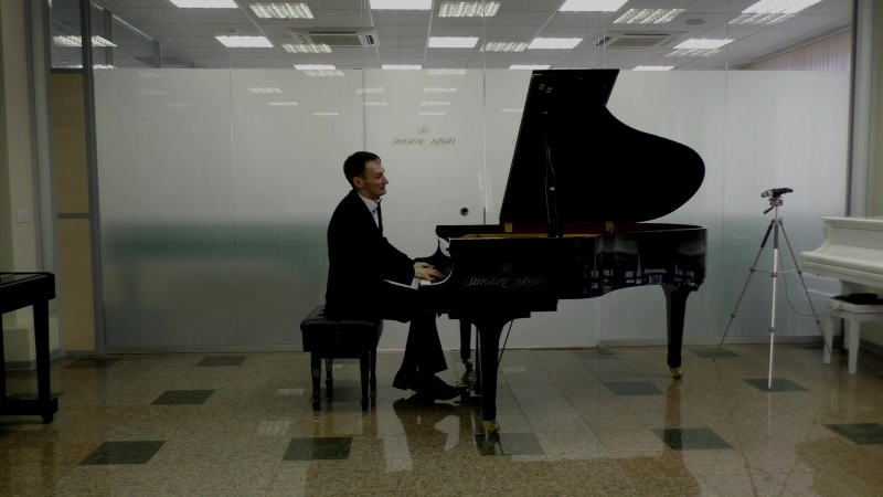 Liszt. Consolation №3 Des-dur (Rinat Zileev)