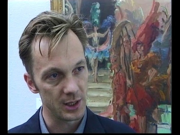 Isaac Israels, Hollands Impressionist, with Wim Pijbes at Kunsthal Rotterdam, Jan. 3, 2001