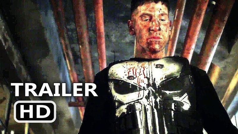 THE PUNISHER Season 2 Therapy Clip [HD] Jon Bernthal, Ben Barnes, Deborah Ann Woll