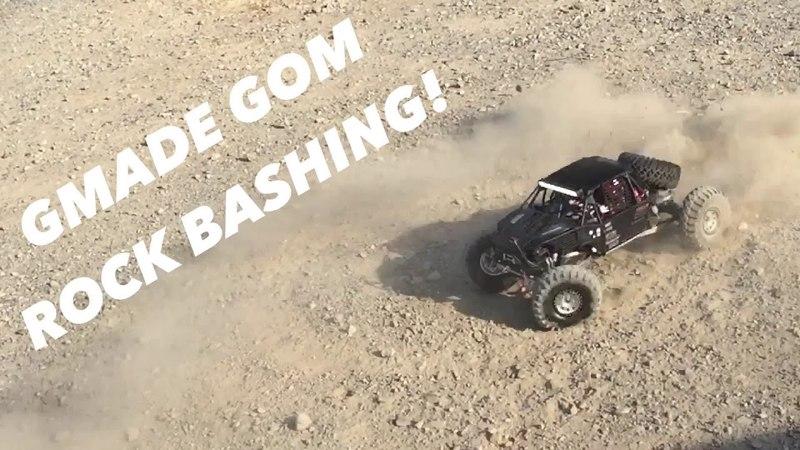 GMADE GOM ROCK BASHING!!