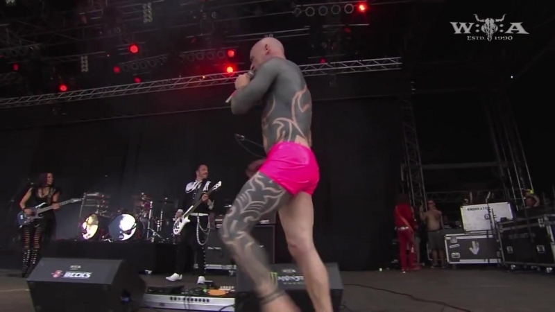 Knorkator - Ma Baker - Live at Wacken Open Air (2014)