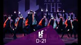 D-21 - 2nd place Showcase Hit The Floor Toronto #HTF2018