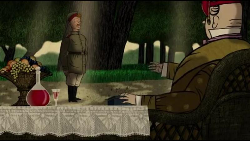 Гора Самоцветов - Солдат и птица (русская сказка), 2013 год, ДГ