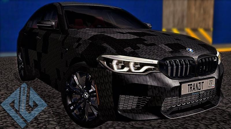 BMW M5 F90   PREMIER GAME   SAMP