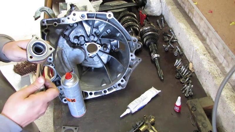 Peugeot - BE4 Gearbox Overhaul (Part 10)