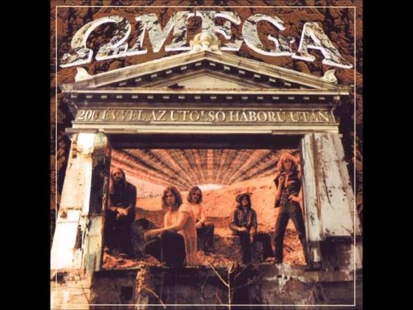 Omega -- 200 évvel az utolsó háború után -- 1972