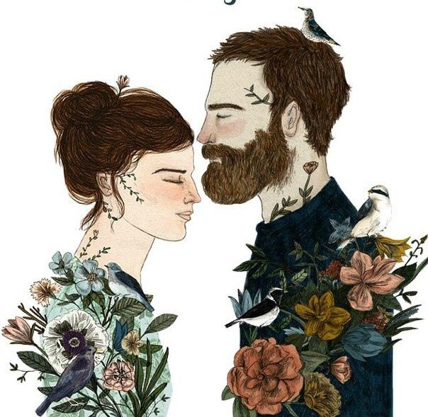я клянусь, ты создан из цветов. я клянусь, если раскрыть твою грудь, то можно увидеть хризантемы внутри тебя. я клянусь, на твоём языке растут розы. я клянусь, между твоих рёбер цветут