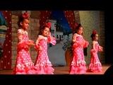 Baile infantil 2018, baile ni