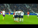 Контрольный матч. Россия - Франция 0:1 40 Килиан Мбаппе