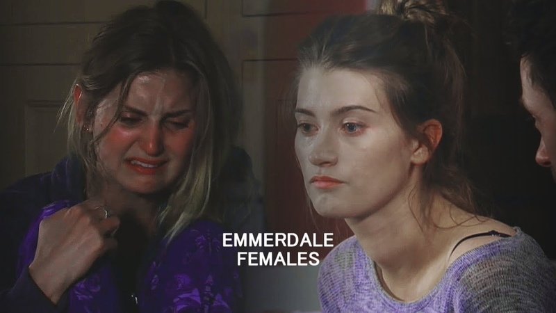 Emmerdale females | its about control