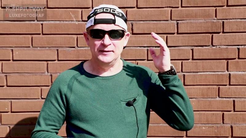 Михаил Шпилевой, оператор проекта СергейЧумаков, поздравляет подписчиков в контакте с Днем Победы!