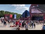 Зена и Север.17, Чемпионат мира по футболу, Москва-2018