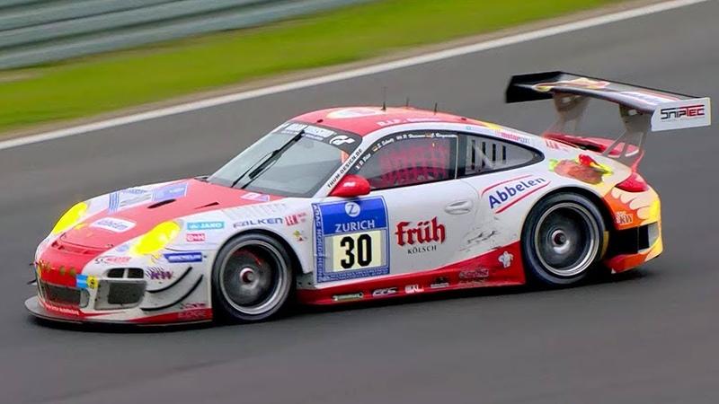 Sabine Schmitz's Porsche 911 GT3 R   Top Gear   BBC