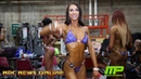 2018 NPC USA Championships Bikini Backstage Video Part 3