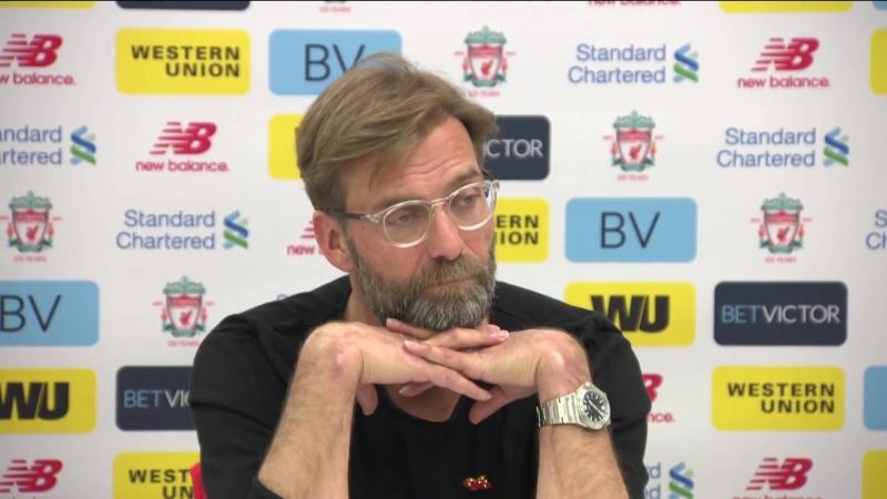 Jürgen Klopps pre-Bournemouth press conference Roma, Salah and Emre update