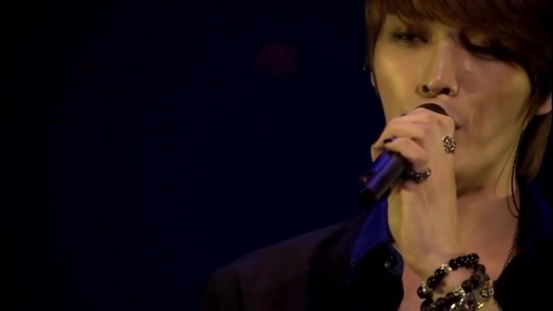 [LIVE] KIM JAEJOONG -10. 月光 (Gekko)