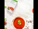 Томатный суп с базиликом 🍅