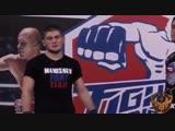 Мастер класс болевых приемов от Хабиба Нурмагомедова