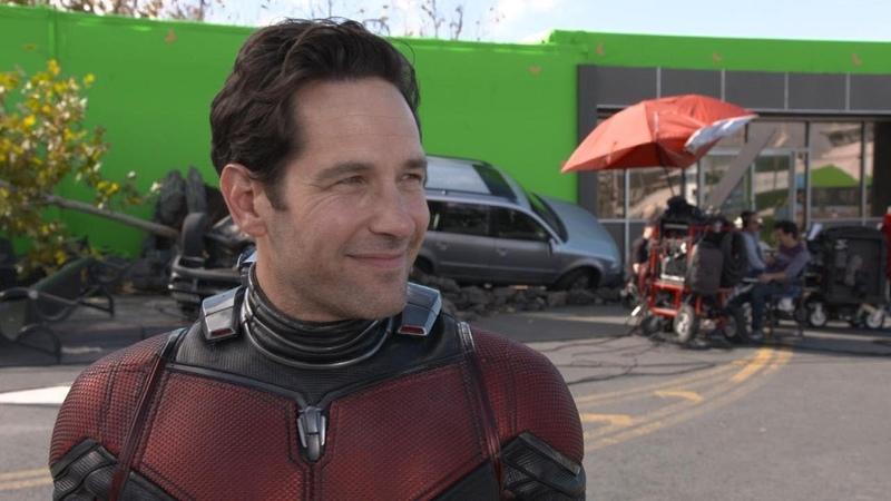 Ant-Man and the Wasp Stars Share Secrets Behind Their Superhero Costumes (Exclusive)