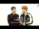 MTV Spotlight TxT 인터뷰 cut - NCT U - Baby Dont Stop - - 티와이 또 손 뜯는다 ㅋㅋㅋㅋㅋ 씁!