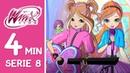 Winx Club - Serie 8 – TEASER 4 minuti di anteprima