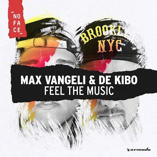Max Vangeli альбом Feel The Music