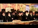 Wedding Of Sasov Rebbe's Youngest Son Shevat 5776