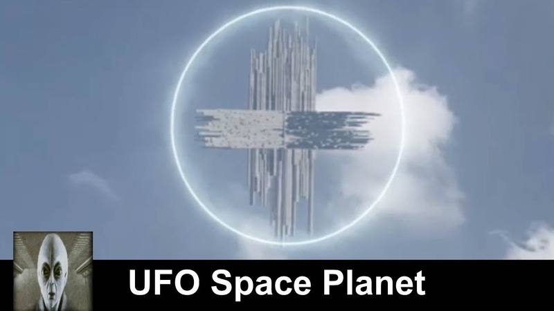 UFO Sightings Space Planet September 19th 2018