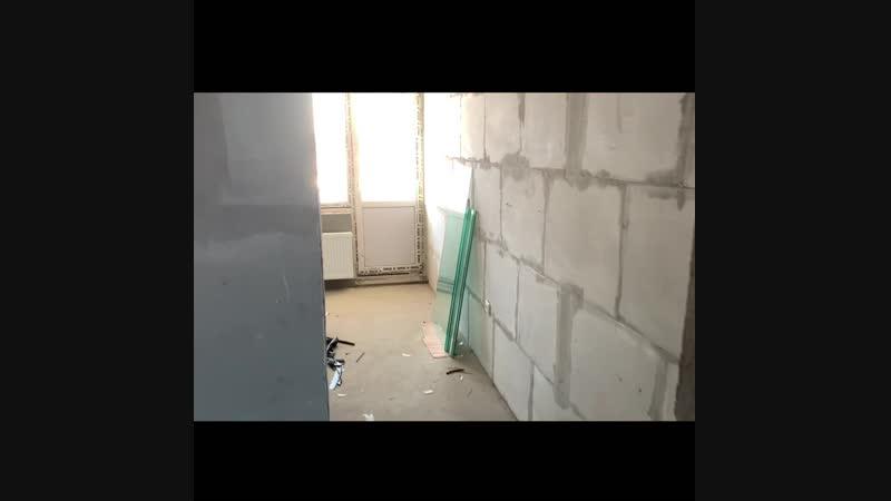 ЖК Ново-Антропшино, отчет по строительству, дом 19, февраль 2019