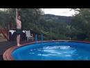 Лучшая пародия на синхронное плавание!