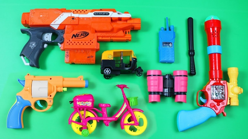 Lots Of Colorful Toys-Vehicles Cars Toys Realistic 11 Scale 45 ACP Bulldog Revolver Toys Collection
