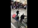 [VK][24.07.18][Fancam] Airport in Newark,fly to Atlanta