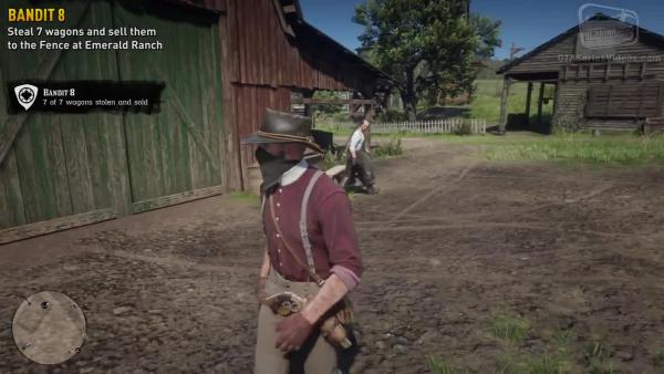 Red Dead Redemption 2 - Все бандитские вызовы
