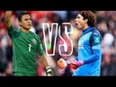 Memo Ochoa vs Keylor Navas •Atajadas 2018•/ •Best saves 2018•