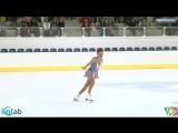 Софья Самодурова - ПП. Lombardia trophy 2018