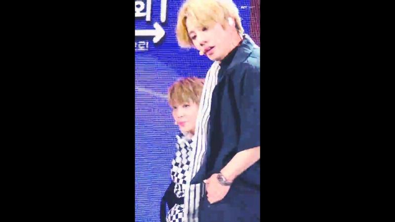 180914 블랙하트 [Black heart] 유앤비 준 세로직캠 _⁄ JUN focus (유키스)