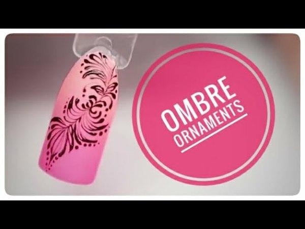 💅💅 Mix Media 💅💅 :: Ombre Ornaments :: Nailart by Natalia