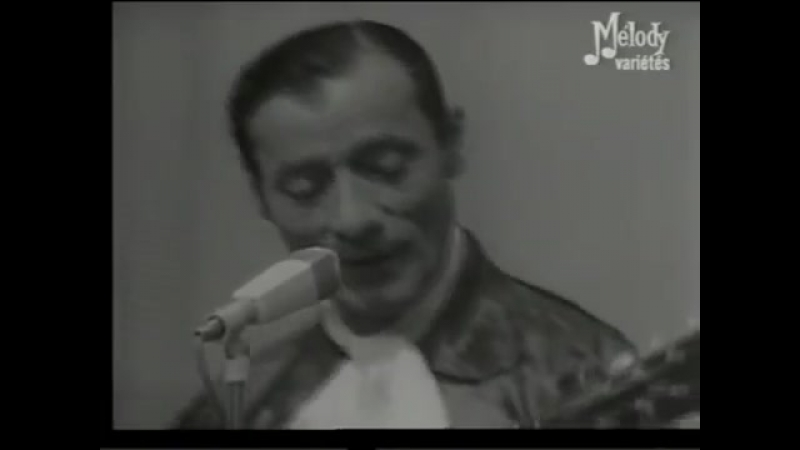 Алеша Димитриевич и анс. Марка де Лучека - Мама я жулика люблю (1969 г.)
