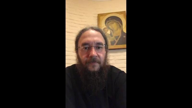 Оптина. Беседа с иеромонахом ДАНИИЛОМ. 20.07.18.