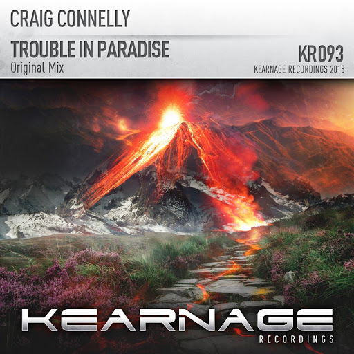 Craig Connelly альбом Trouble In Paradise