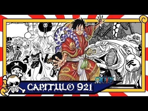One Piece 921 Shutenmaru e os Ninjas do Chapéu de Palha Review